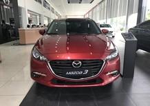 Bán Mazda 3 2017 giá rẻ tại HCM - Khuyến mãi khủng - Quà tặng hấp dẫn