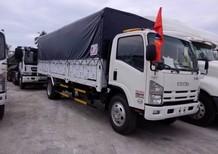 Bán Isuzu Vĩnh Phát 8 tấn 2 thùng mui bạt giá rẻ