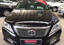 Xe Toyota Camry 2.5Q 2014, màu đen, hỗ trợ cho vay 70%