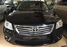 Bán xe Toyota Camry 2.4G đời 2010, màu đen