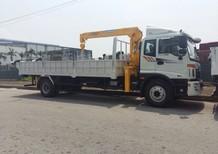 Xe tải cẩu 5 tấn AUMAN C160 cẩu Soosan 5 tấn SCS513. Xe AUMAN C160 lắp cẩu 5 tấn