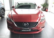 Mazda 6 Facelift 2017, đầu tư 153 tr sở hữu xe ngay