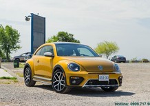 Bán ô tô Volkswagen New Beetle Dune 2017, xe nhập Màu vàng giao xe ngay- Hotline: 0909 717 983