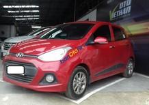 Bán Hyundai Grand i10 1.2AT sản xuất 2017, màu đỏ, nhập khẩu