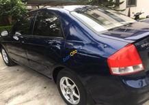 Cần bán Kia Cerato 1.6 MT đời 2008, màu xanh lục, xe nhập, giá chỉ 220 triệu
