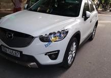 Cần bán gấp Mazda CX 5 2.0 AT năm 2015, màu trắng chính chủ