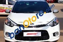 Bán Kia Cerato Koup 2.0AT năm 2014, màu trắng, nhập khẩu Hàn Quốc, số tự động