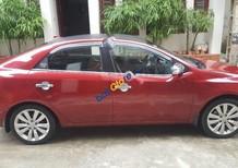 Bán Kia Forte EX 1.6 MT năm sản xuất 2010, màu đỏ