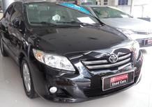 Bán Toyota Corolla altis 1.8AT 2010, màu đen