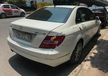 Bán xe Mercedes C200 năm 2011, màu trắng chính chủ, giá tốt