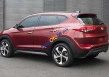 Cần bán Hyundai Tucson năm 2012, màu đỏ, xe nhập số tự động