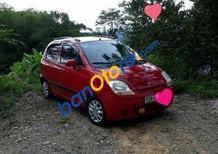 Bán Chevrolet Spark MT đời 2009, màu đỏ chính chủ, 116 triệu