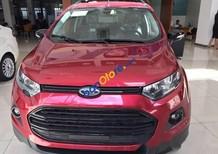Cần bán xe Ford EcoSport sản xuất 2017, màu đỏ