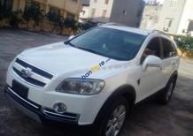 Cần bán Chevrolet Captiva LT Maxx 2.0 MT sản xuất năm 2009, màu trắng