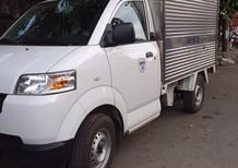Hải Phòng cần bán xe tải Suzuki thùng kín 2015 nhập khẩu, điều hòa 0888.141.655