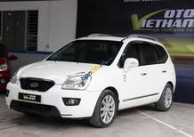 Cần bán xe Kia Carens SX 2.0MT đời 2012, trắng, 416tr