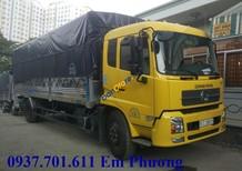 Xe Dongfeng Hoàng Huy B170 9.35t thùng 7m5 hỗ trợ trả góp giá tốt