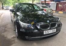 Bán BMW 530i sản xuất 2008, màu đen, xe nhập, chính chủ