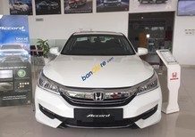 Bán Honda Accord 2.4L sản xuất năm 2017, màu trắng, nhập khẩu