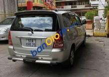Bán ô tô Toyota Innova sản xuất 2006, màu bạc chính chủ, giá tốt