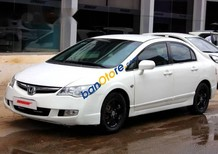 Cần bán Honda Civic 1.8MT sản xuất 2007, màu trắng