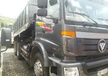 Giá xe ben 3 chân Thaco Auman/ xe ben 3 chân Auman D240B cầu 2 cấp/ Xe ben 3 chân Thaco cầu dầu