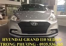 Hyundai i10 đà nẵng, LH : TRỌNG PHƯƠNG - 0935.536.365, tặng tiền mặt và gói phụ kiện hấp dẫn