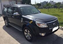Cần bán Ford Everest XLS MT năm 2011, màu đen còn mới