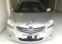 Cần bán lại xe Toyota Vios G sản xuất 2010, màu bạc chính chủ, 420 triệu