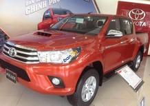 Bán xe Toyota Hilux 2.0E 2017, nhập khẩu, giá tốt