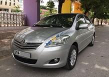 Cần bán Toyota Vios 1.5 E sản xuất năm 2012, màu bạc chính chủ, giá tốt
