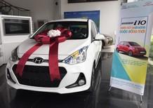 Cần bán Hyundai Grand i10 năm 2018, màu trắng