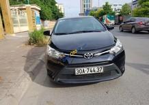 Bán Toyota Vios năm sản xuất 2015, màu đen số sàn