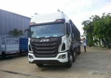 Xe tải JAC 4 chân K5 nhập nguyên chiếc, hỗ trợ trả góp cao .