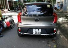 Cần bán Kia Morning 2011, màu xám, nhập khẩu, 355tr