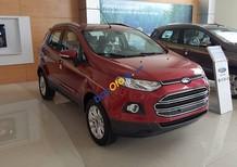 Bán Ford EcoSport Titanium 1.5P AT năm 2017, màu đỏ