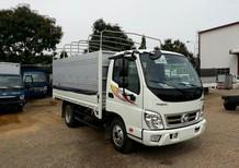 Xe tải Ollin 3.5 tấn, mui bạt Thaco Trường Hải, mới nâng tải 2017
