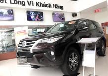 Cần bán xe Toyota Fortuner G đời 2018 nhập khẩu nguyên chiếc