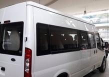 Ford Transit - Giải pháp vận chuyển hành khách hàng đầu