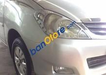 Cần bán Toyota Innova J sản xuất năm 2008, màu bạc