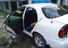 Cần bán Daewoo Lanos sản xuất 2001, màu trắng