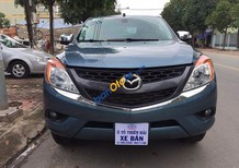 Bán ô tô Mazda BT 50 2.2AT năm sản xuất 2015, màu xanh lam, xe nhập còn mới, giá chỉ 540 triệu