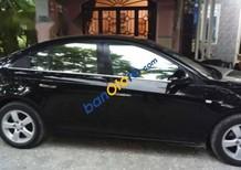 Bán xe Chevrolet Cruze MT sản xuất 2012, màu đen, 359tr