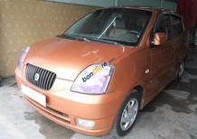 Cần bán gấp Kia Morning năm 2006, màu vàng, xe nhập
