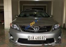 Bán Toyota Corolla altis sản xuất năm 2013, màu bạc