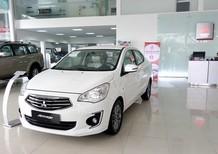 Cần bán Mitsubishi Attrage đời 2018, màu trắng, nhập khẩu nguyên chiếc
