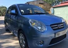 Cần bán lại xe Kia Morning SX 1.1 AT năm sản xuất 2009, màu xanh lam