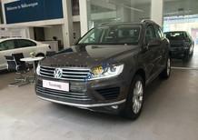 Volkswagen Touareg SUV cỡ lớn phong cách Châu Âu nhập khẩu chính hãng - LH Hotline 0933689294