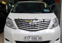 Cần bán lại xe Toyota Alphard 3.5AT năm sản xuất 2011, màu trắng, nhập khẩu
