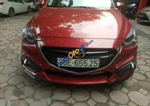 Chính chủ bán xe Mazda 2 năm 2016, màu đỏ